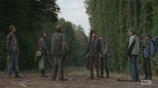 """Daryl en """"The Walking Dead 4x13"""""""