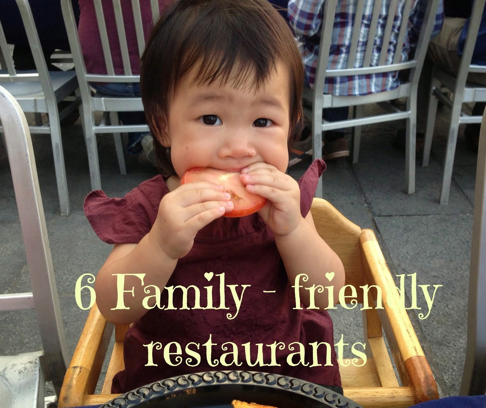 6 KID-FRIENDLY RESTAURANTS FROM $10 ONWARDS