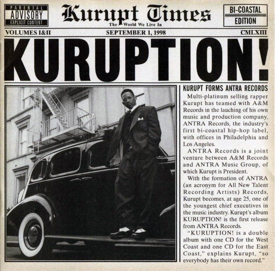 Kurupt - Ask Yourself A Question / Ho's A Housewife Remix