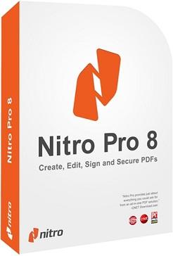 Nitro PDF Professional 8.0.3.1 + Crack