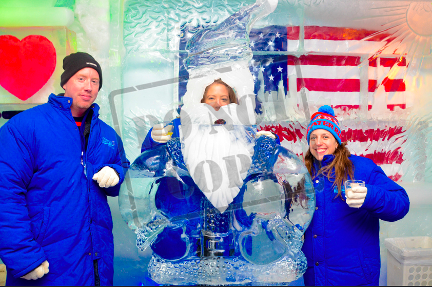 minus 5 ice bar NYC