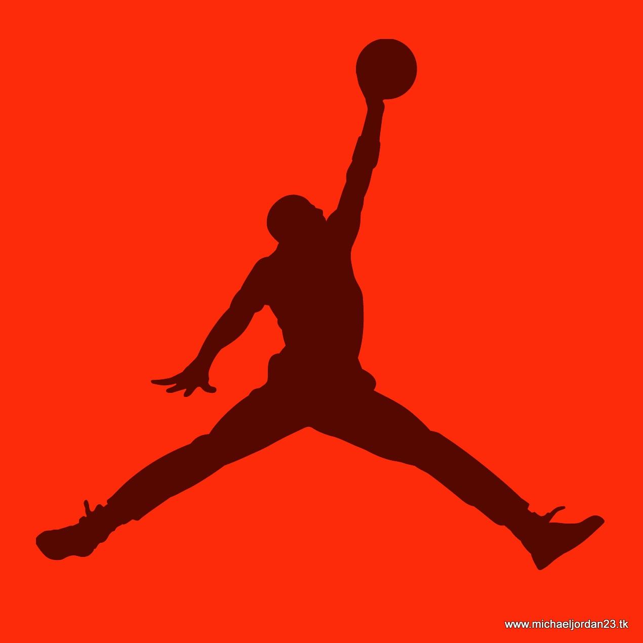 Michael Jordan 23 Jordan Colourful Logos