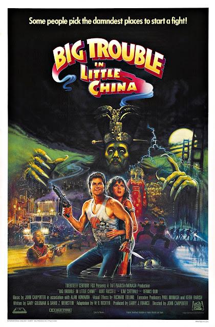 Poster de Golpe en la pequeña China