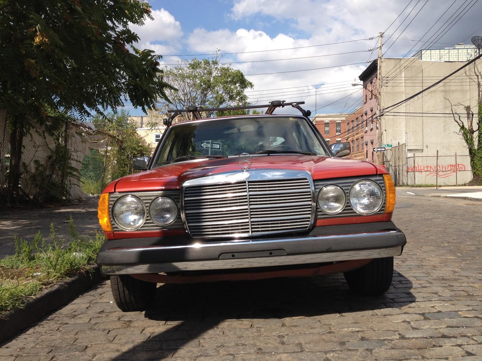 Cscb home 1982 mercedes benz 300d turbo diesel for Mercedes benz 300d