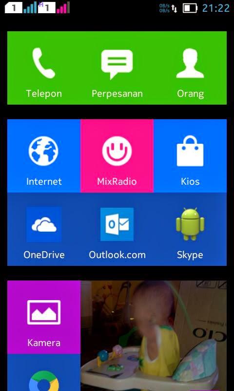 Membuat Acer Liquid Z4 Menjadi Nokia X | ROM Terbaru, Ini Caranya!