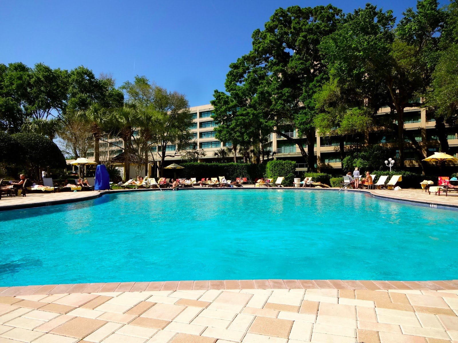 Sawgrass Marriott Resort Pool