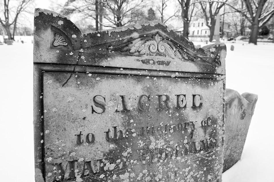 Wesleyan Cemetery; Cincinnati; Northside; Tombstones; Graves