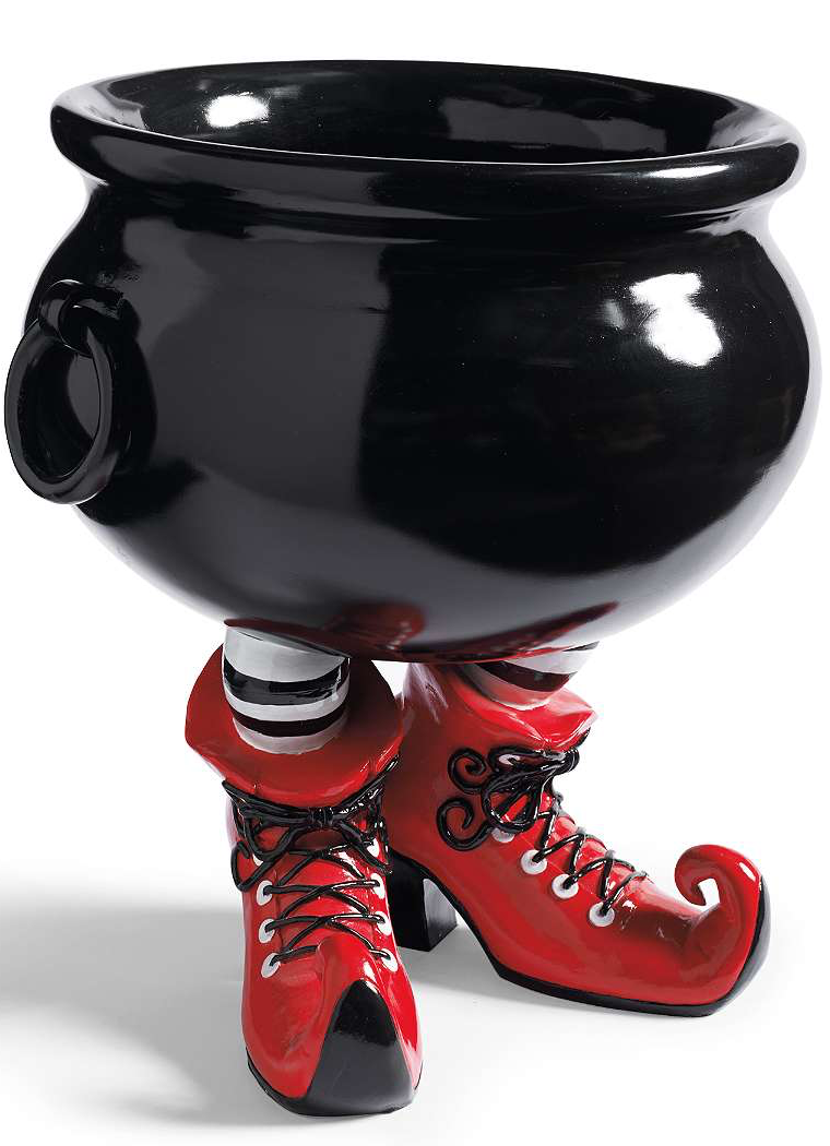 Grandin Road Cauldron with Legs