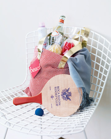 Wedding Gift Bags Beach Theme : ... Blog: Personalizing Your Destination Wedding: Give Gift Bags a Theme