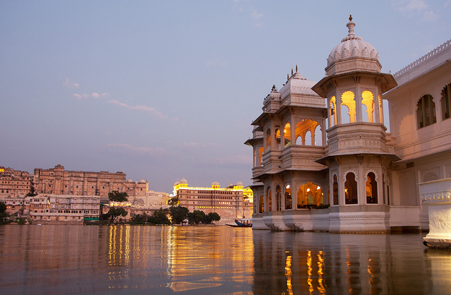 Udaipur The City Of Lakes