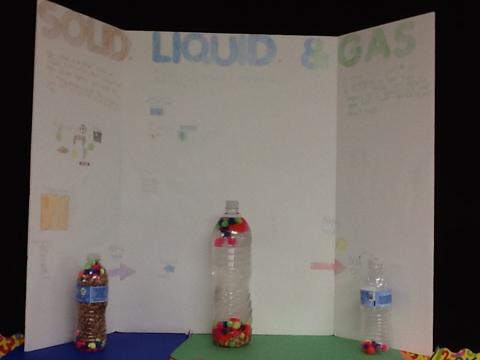 room39online: More states of matter projects.