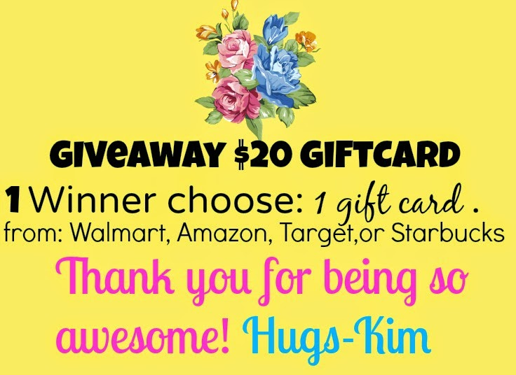 Amazon Gift Card Giveaway, Walmart Gift Card Giveaway, Target Gift Card Giveaway, Starbucks Gift Card Giveaway, Mom Blogger Gift Card Giveaway