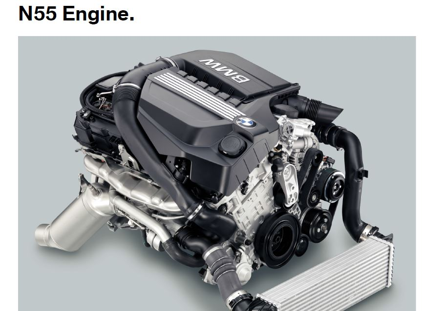 Car and Motorcycle: Bmw N55 engine Technical Training
