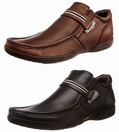 Great Style @ Lesser Price: Buckaroo Men's Fiona B Leather Shoes worth Rs.3595 for Rs.1797 Only@ Amazon