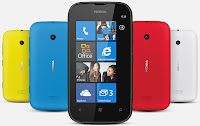 Nokia Lumia 510 - Colores disponibles: amarillo, azul, negro, rojo y blanco
