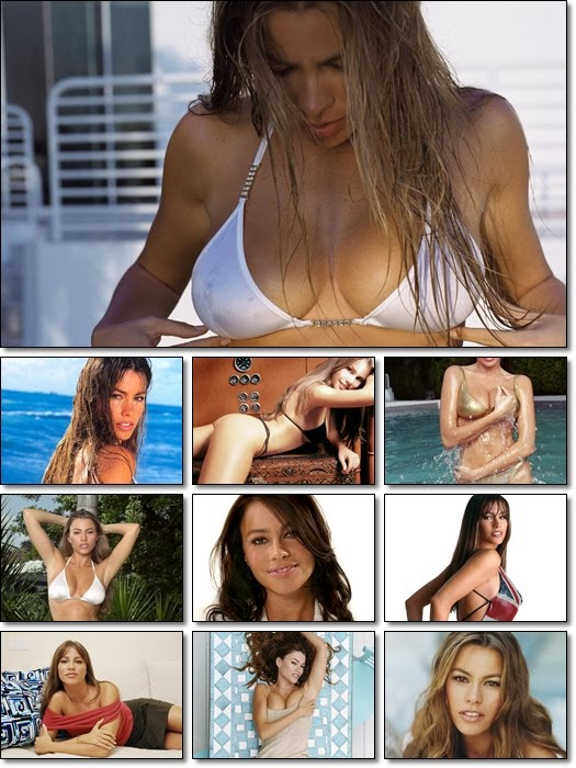 Sofia Vergara HQ Photo Pack