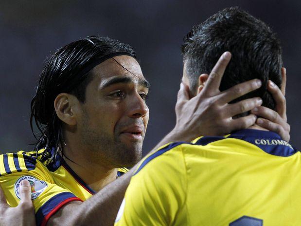 Colombia fue local en Chile y sacó un valioso triunfo