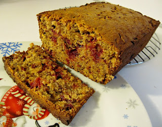 tropical cranberry bread