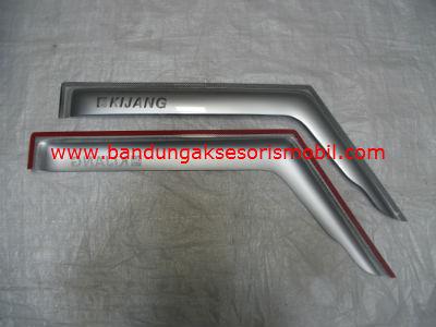 Talang Air Kijang 85 Silver Mugen Depan