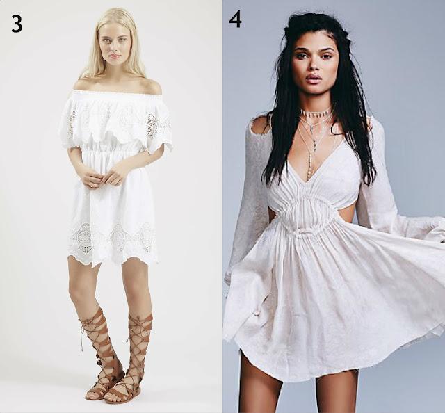 Boho Dresses, Bardot Dresses, Missguided, The Jetset Diaries, Jovonna, Free People