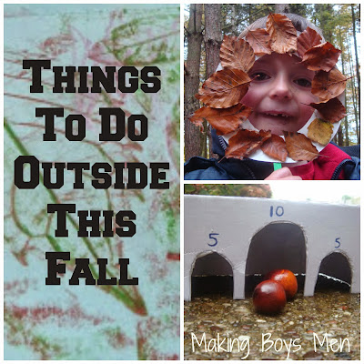 Things to do outside this fall