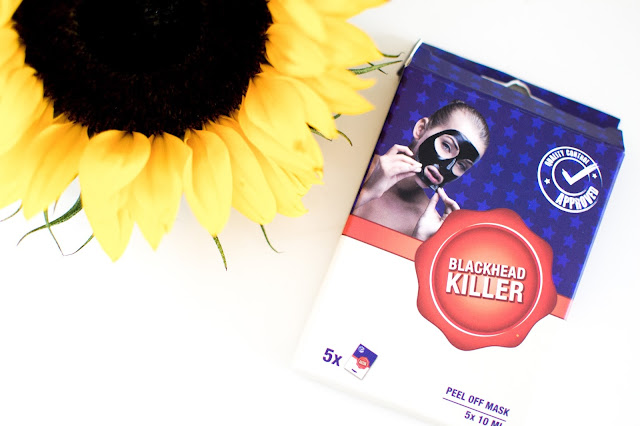 Blackhead Killer Face Mask