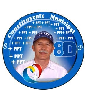 CANDIDATO CONCEJAL LISTA
