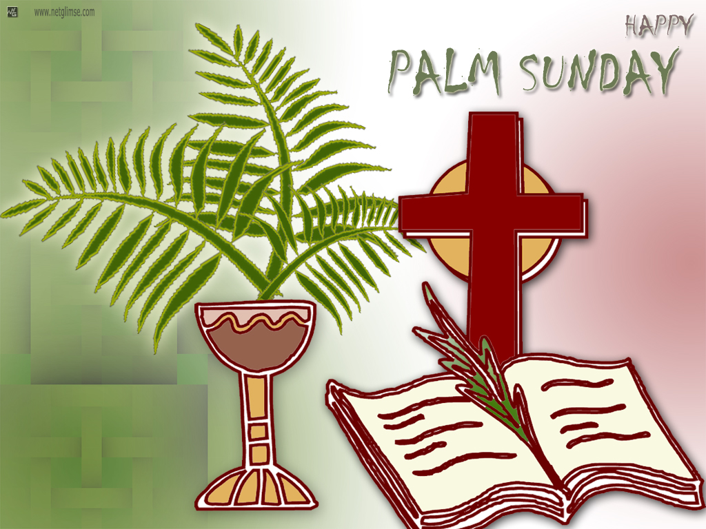 Into The Kings Garden Palm Sunday 2013
