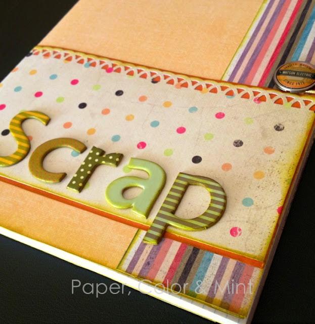 Cuaderno de scrap 3