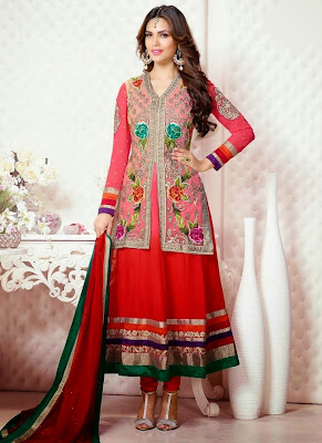 New punjabi shalwar kamiz suits punjabi dress fashion in india and