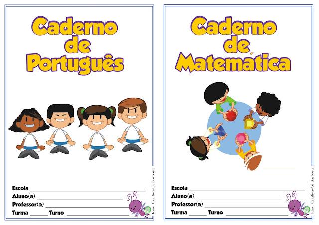 Capas para Caderno Galinha Pintadinha