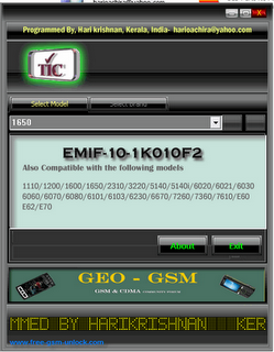 Nokia KeyPad IC finder v.1.00