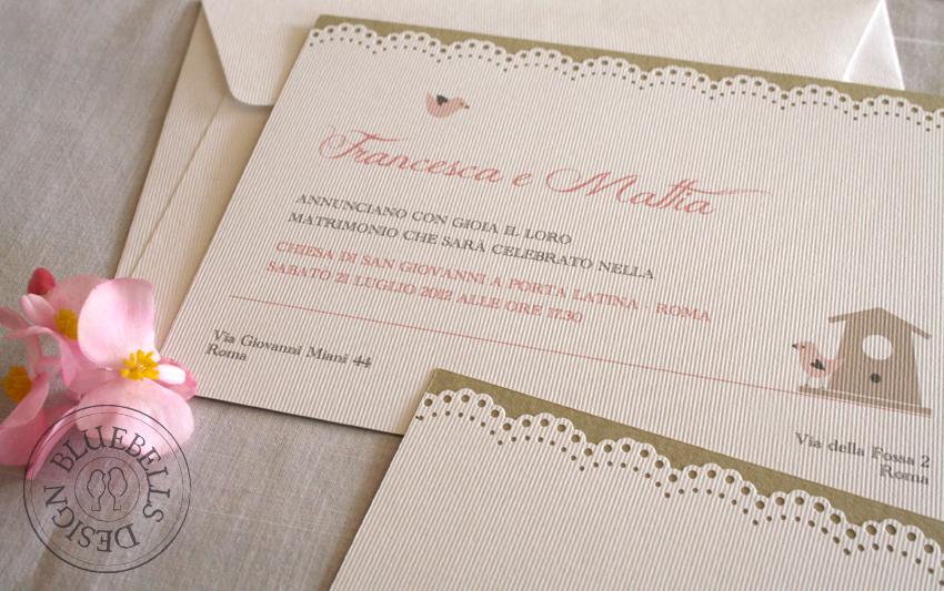Libretto Messa Matrimonio Country Chic : Bluebells design wedding suite un matrimonio country chic