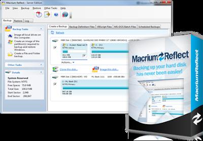 تحميل برنامج Macrium Reflect لعمل نسخ احتياطية