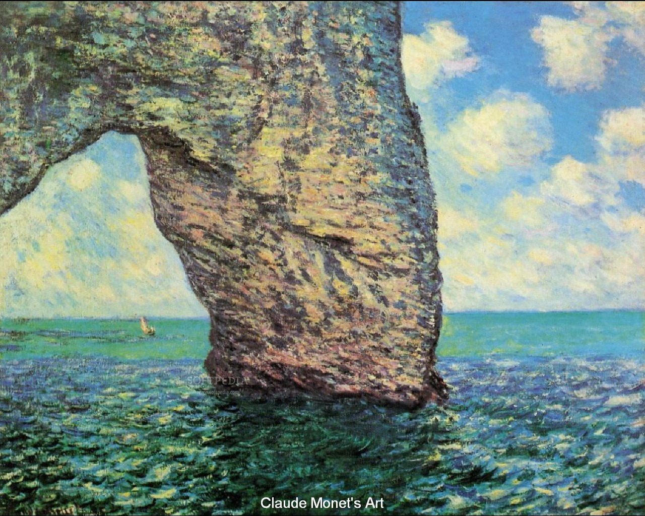 Illumination monet for Monet paintings images