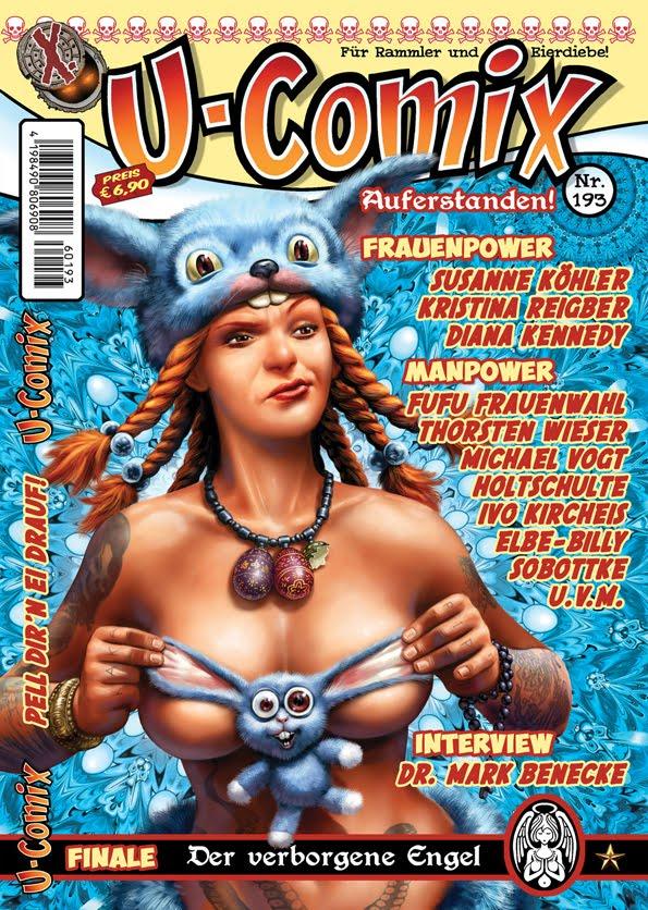 Fachmagazin U-COMIX !
