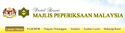 Keputusan Peperiksaan STPM Diumumkan Isnin 18 Mac 2013