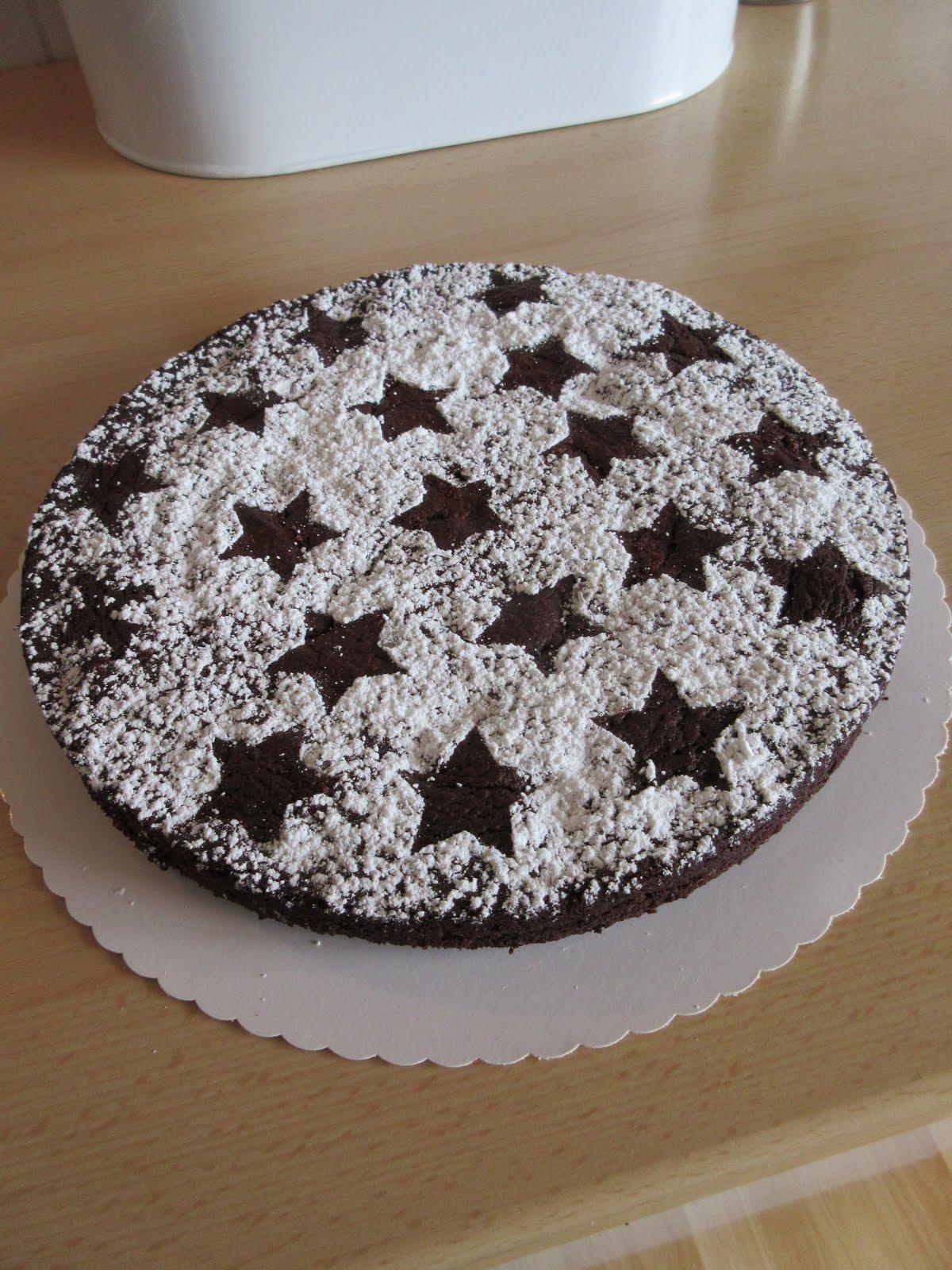 "Rezept ""Tarte au chocolat"""