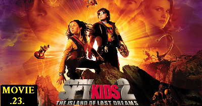 Spy Kids 2: Island of Lost Dreams, Spy Kids 2, Island of Lost Dreams, Adventure, Hollywood, Sci-fi,
