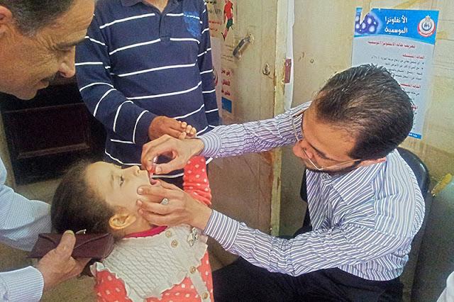 Um ano sem novos casos de poliomielite na África