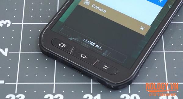 So sánh Samsung Galaxy S6 xách tay và Samsung Galaxy S6 Active.