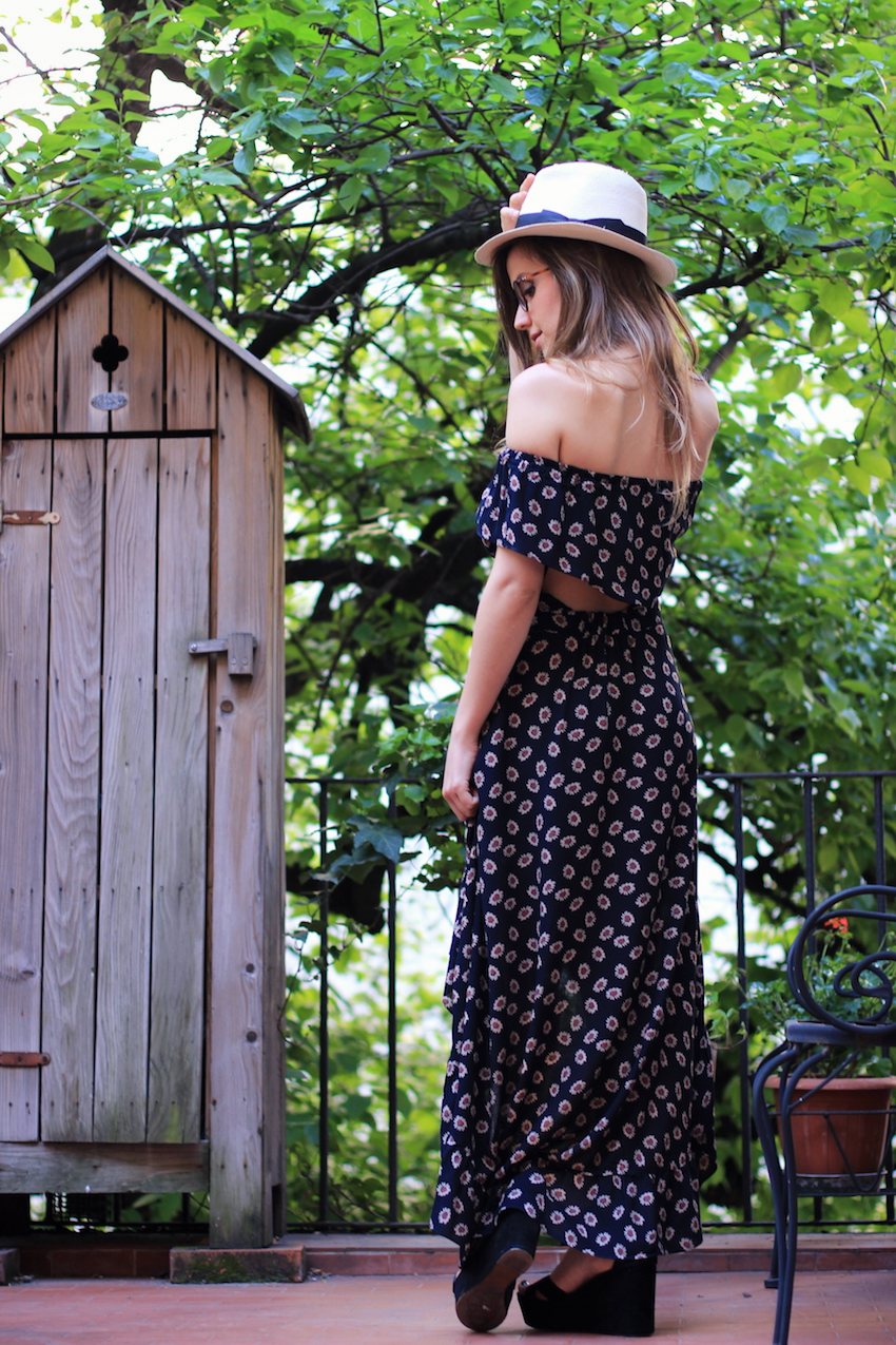 vintage style dress from alice's pig