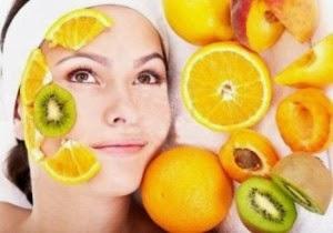 Cara Memutihkan Wajah Secara Alami Dengan Buah Sayuran