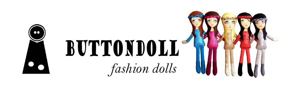 Buttondoll Fashion Dolls