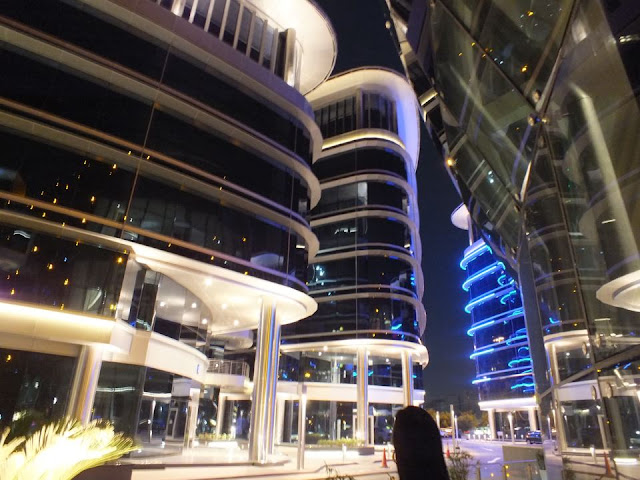 Magnificent Crown Plaza Doha Qatar