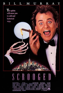 scrooged-best popular Christmas movies
