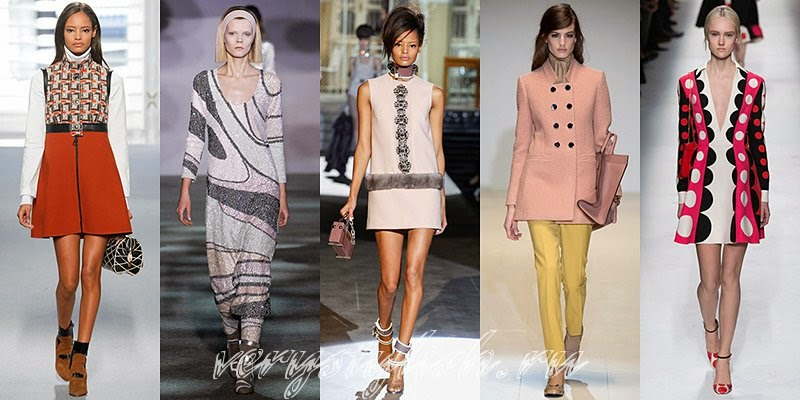 Winter 2015 Women's Clothes Fashion Trends