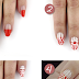 Aztec Print Pattern Nail Art Tutorial