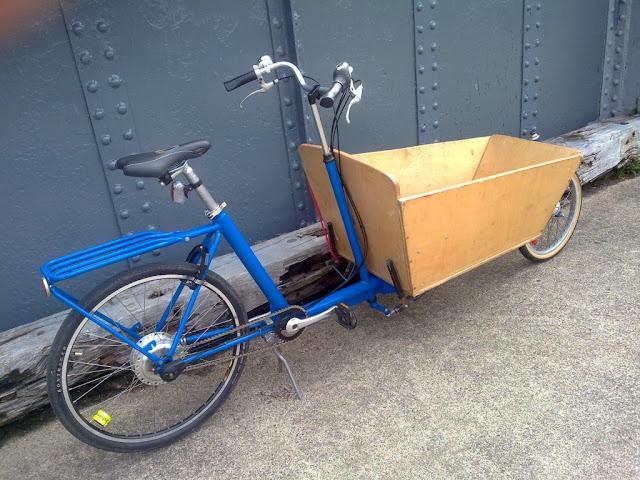 olanda bici per spesa