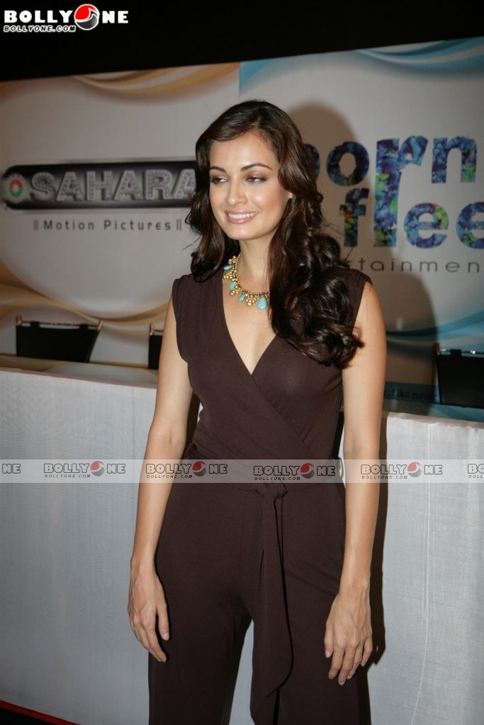 Dia Mirza at Love Breakups Zindagi Movie Event